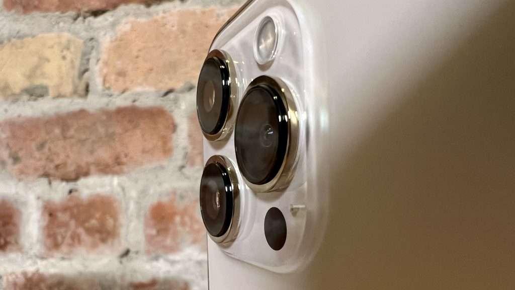 iPhone 13 Pro camera closeup 2